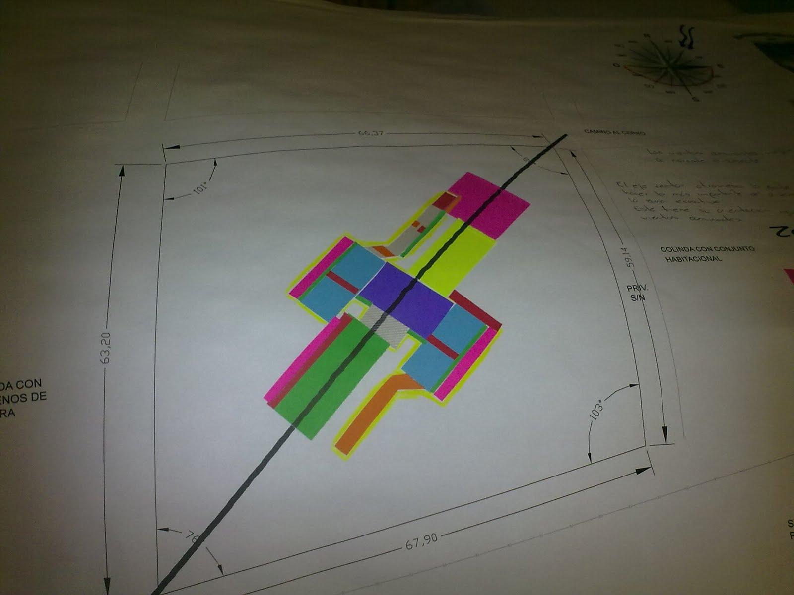 Taller de proyectos iv escuela primaria privada en santa for Zonificacion arquitectonica