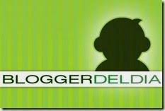 Este blog tiene el premio: Blogger del día