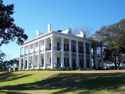 Louisianna Plantation | House Plans by Garrell Associates, Inc