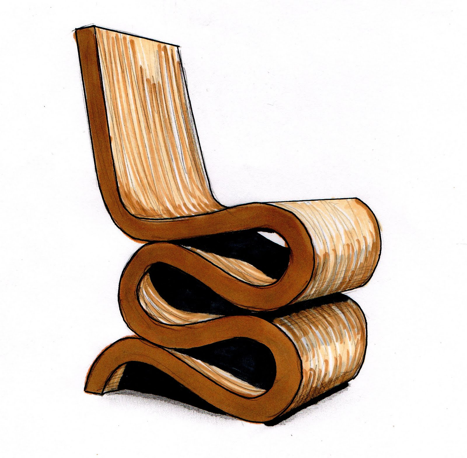 gehry wiggle chair get domain pictures getdomainvids