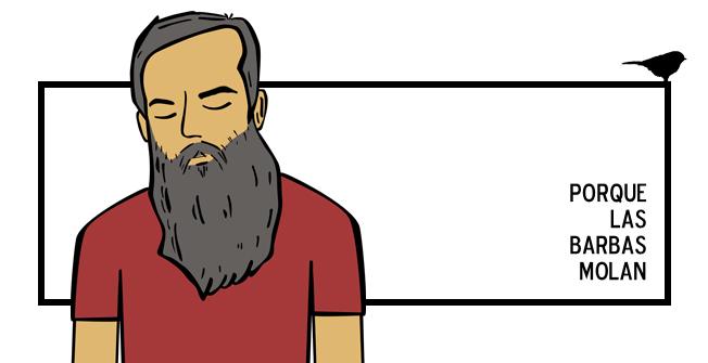 ..porque las barbas molan..
