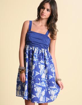 Yazlık Elbiseler 2011