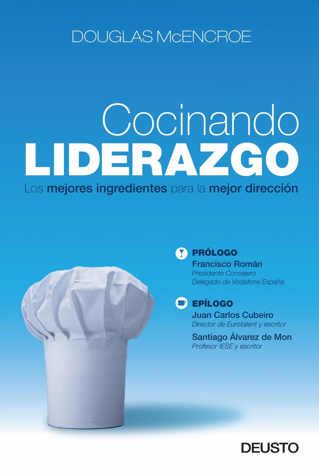 Nuevo viernes nuevo libro cocinando liderazgo los for Cocinando para los amigos
