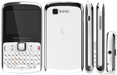Motorola Ex112/Ex115 User Guide