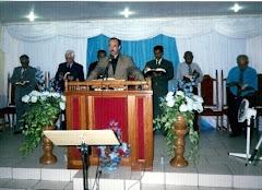 Ministrando a Palavra de Deus