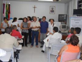 PARTICIPAÇÃO EM PROJETOS MISSIONÁRIOS