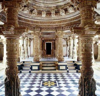 Dilwara - Finest Marble Temples of Jains | Divine Thought :: All ...