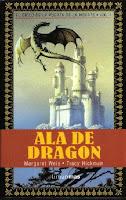 ala dragón puerta muerte