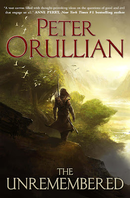 unremembered peter orullian