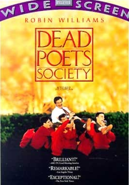 story of the dead poets society english literature essay (results page 3) view and download dead poets society essays examples also discover topics, titles, outlines, thesis statements, and conclusions for your dead poets society essay.