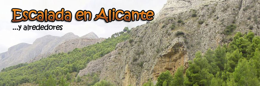 Escalada en Alicante
