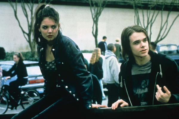 Katie Homes and Nick Stahl in Disturbing Behavior