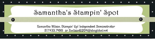 Samantha's Stampin' Spot