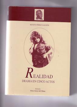 Realidad-Pérez Galdós-Ediciones Tantín-Santander-2002