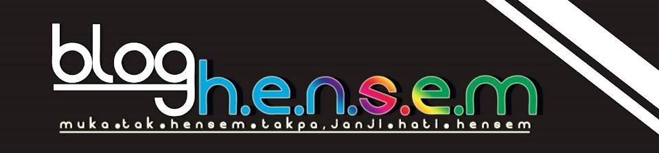 Blog Hensem