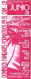 Festival de Danzas de Costa a Costa VIII Edición