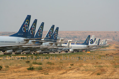 Athens Airways Fleet Details and History - Planespotters.net