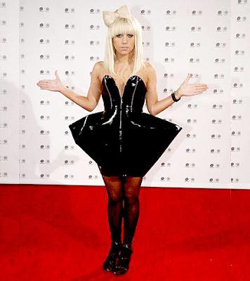 Lady Gaga Breaks Fashion Rules