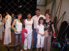 Bautismo Capoeira Instructor Macaco