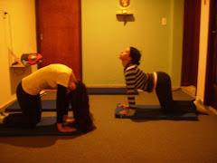 Yoga en Quilmes .Con Osvaldo Espinola