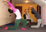 Grupos pequeños de Yoga