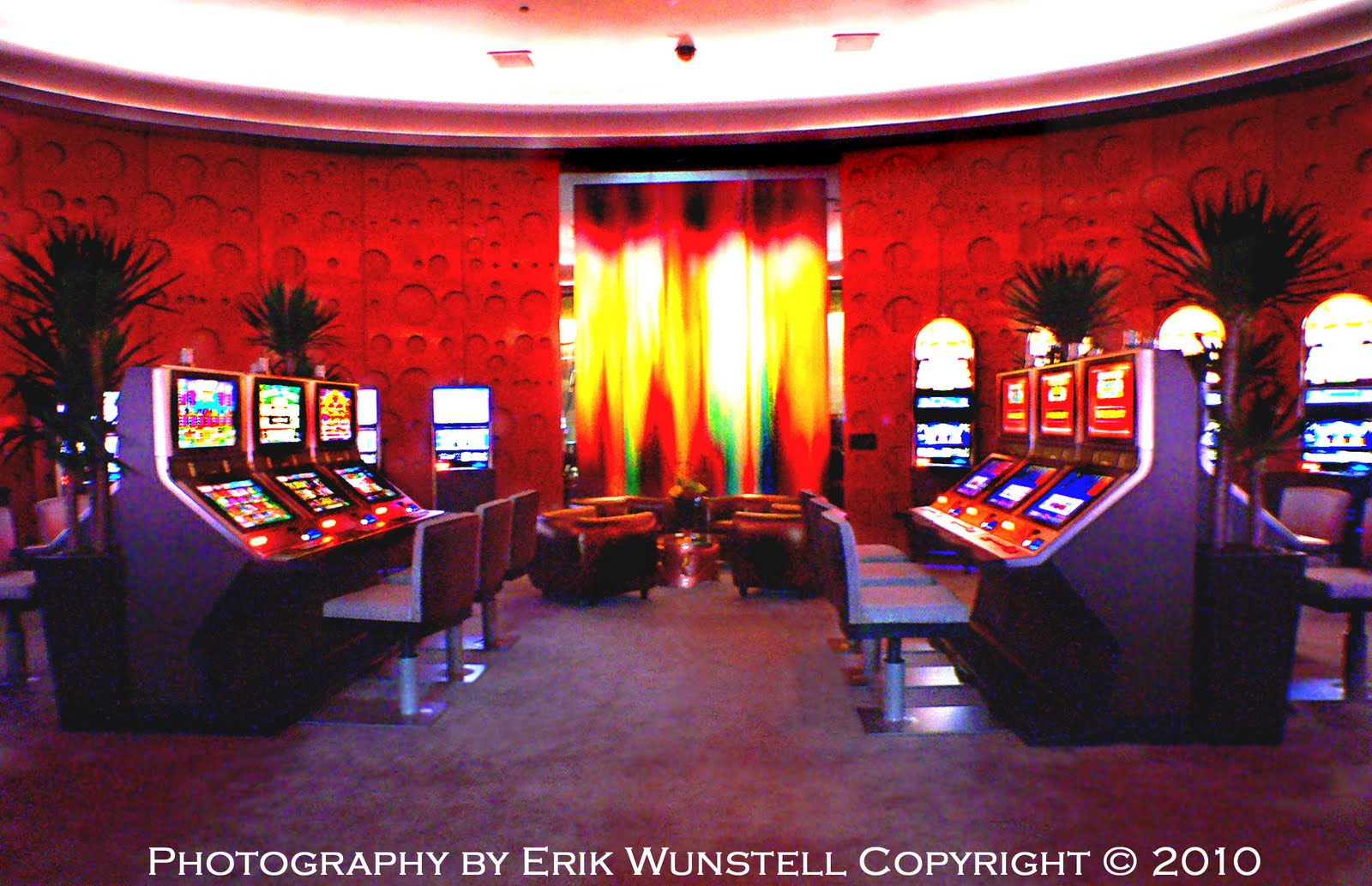 aria casino high limit slots