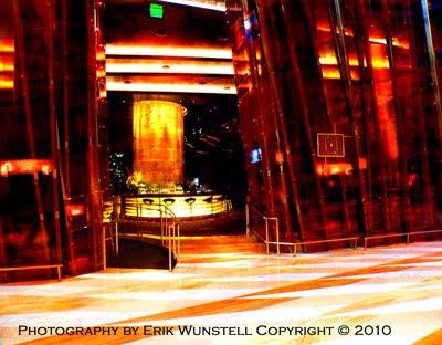 Aria Hotel's Carta Privada 2