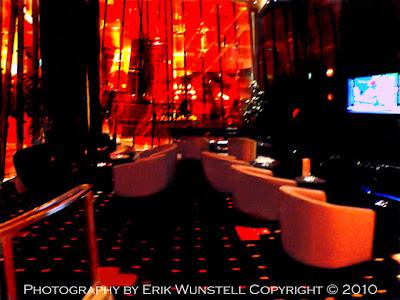 Aria Hotel's Carta Privada 9