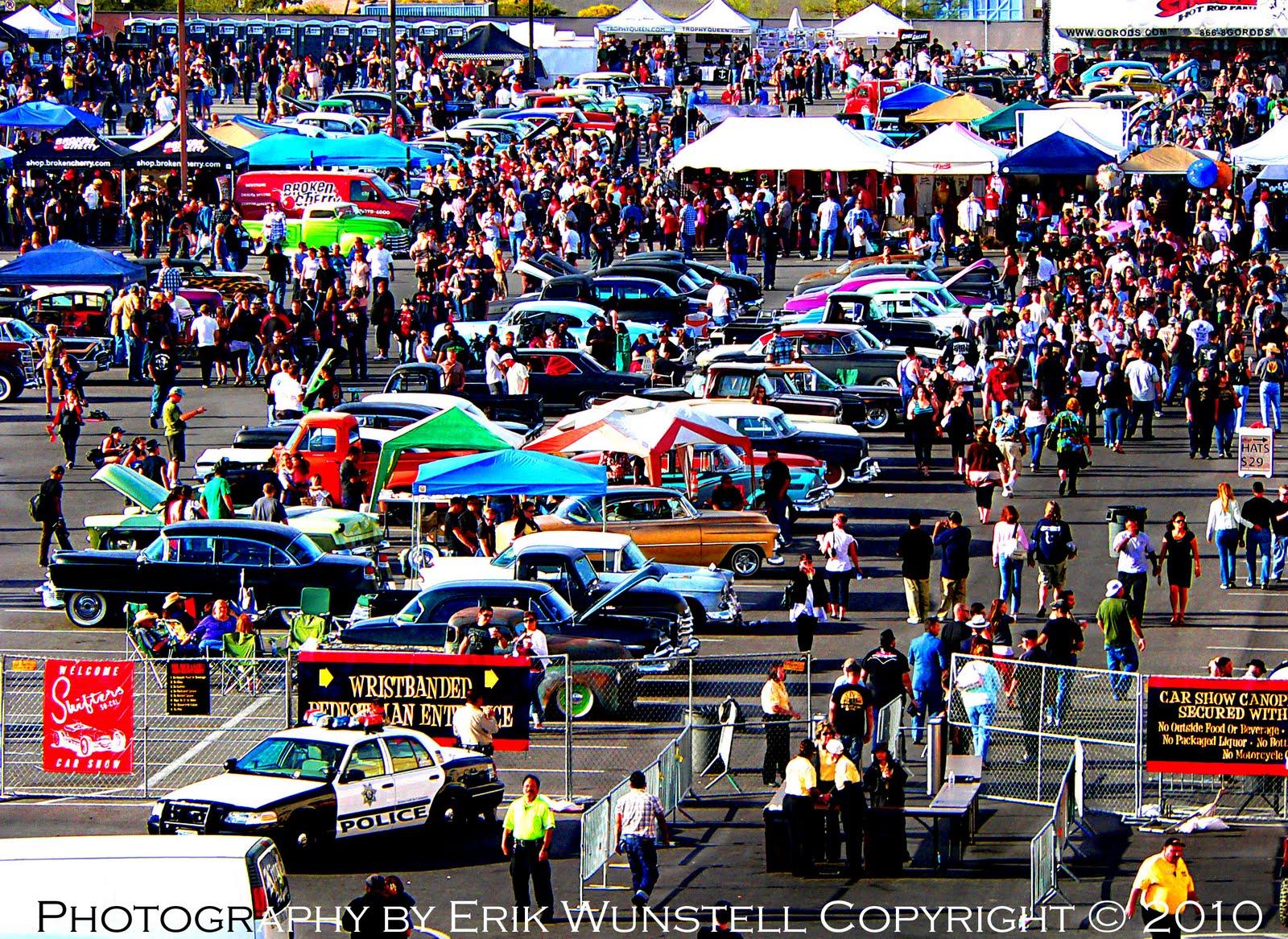 VEGAS NOW THEN - Las vegas rockabilly car show