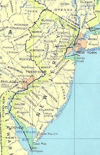New+Jersey+Map The Garden State  Its Not What You Think