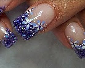 Beauty Nail Art Design3