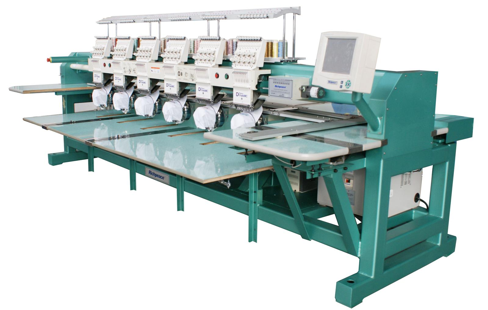 embroidery base maker tajima embroidery machines