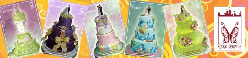 Cake Castle Bakeshop - Wedding Cake Bakeshop in Bacolod City
