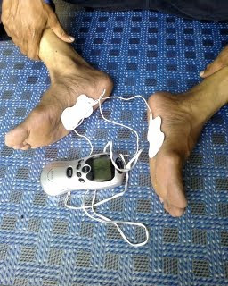 Digital Therapy Machine - Mesin Terapi Elektrostatik - Getaran Elektrik