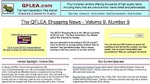 The Qflea Shopping News
