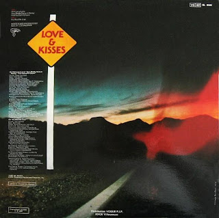 LOVE & KISSES - You Must Be Love (LP Ibis Vogue Disques 1979)