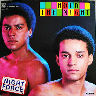 NIGHT FORCE - Hold The Night (12