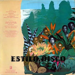 AQUARIAN DREAM - Fantasy (LP Elektra 1978)