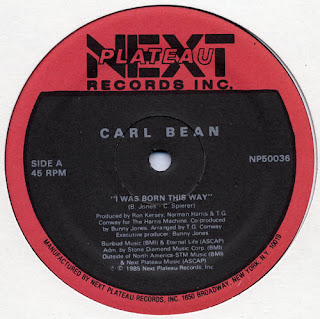 CARL BEAN - I Was Born This Way (12