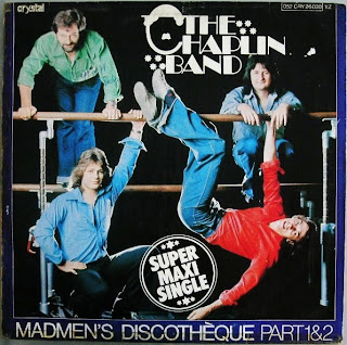 THE CHAPLIN BAND - Madmen's Discotheque (12