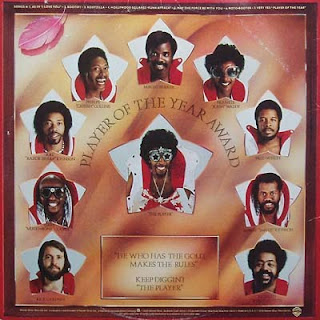 BOOTSY'S RUBBER BAND - Bootsy? Player Of The Year (LP Warner Bros. 1978)