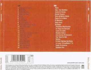 BEBU SILVETTI - 40 exitos (2xCD EMI 2007)