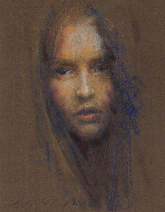 Watercolor Portrait Painting: Female with Jan Kunz | Creative