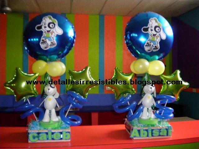 plancibumkind centros de mesa para fiestas infantiles
