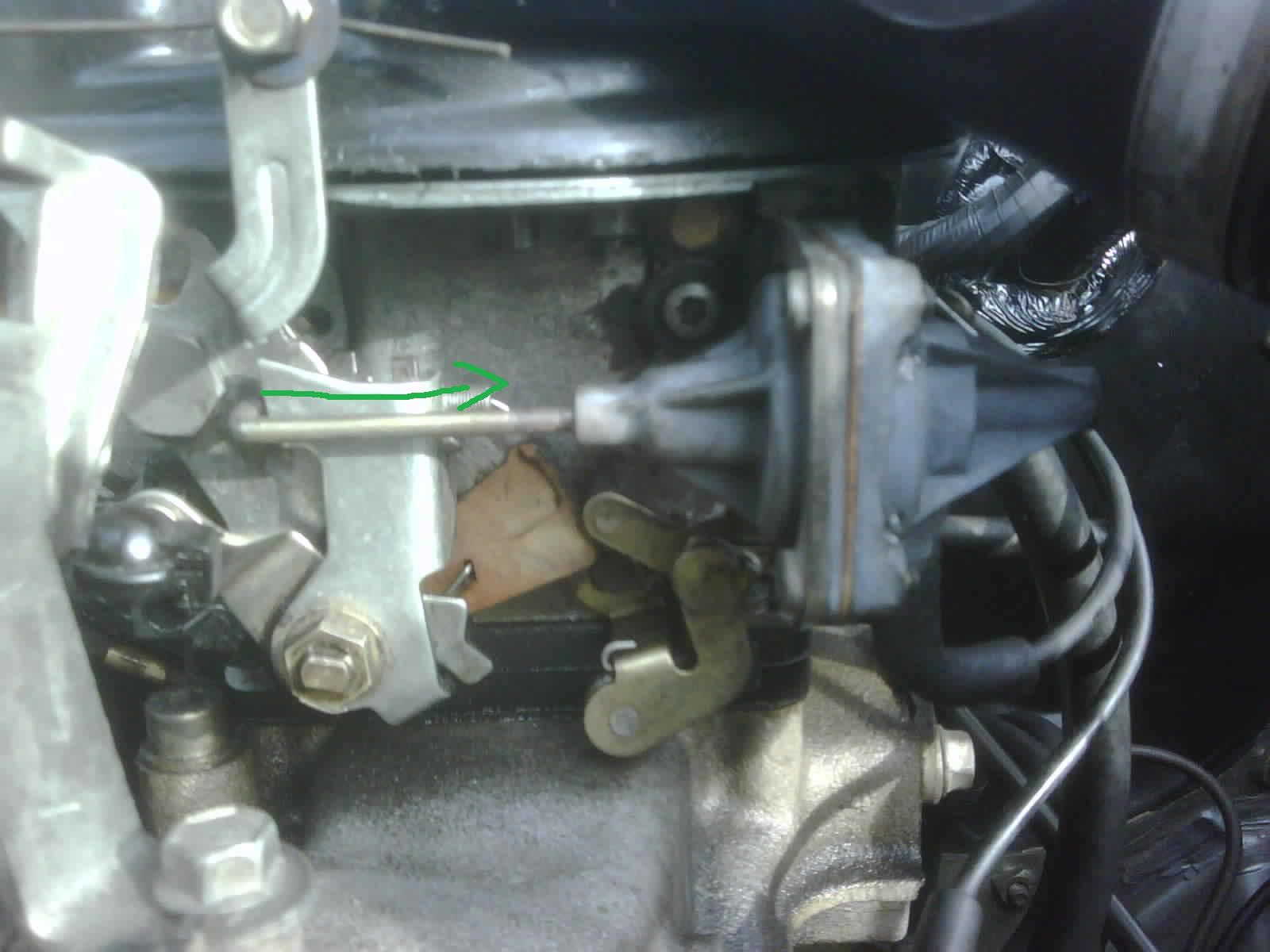 Volvo 240 Live Solex Cisac Idle Air Compensation Wiring Harness Guide Kjetorg To Move In The Handle