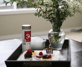 Create a beautiful morning with Sugimoto America Hojicha Tea