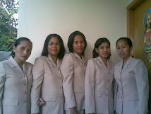 Utusan Bidan Karir Nusa Tenggara Timur di DIV Pendidik POLTEKES Kebidanan Denpasar 2008/2009