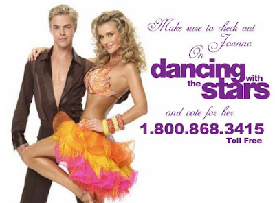 Dancing   Stars Season on Joanna Krupa  Dancing With The Stars Season 9 Winner   Derek Hough