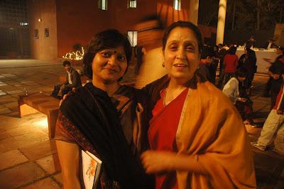 Sheela Bhatt & Neelam Gupta
