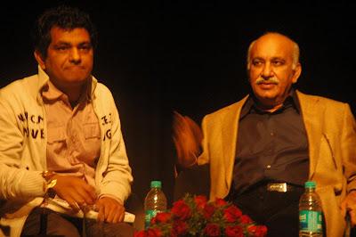 Mohammed Hanif & MJ Akbar